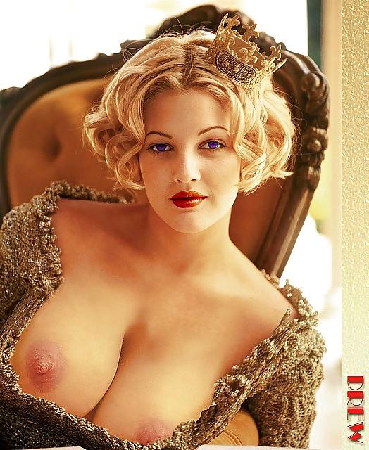 Drew barrymore sex scene nude photo tape