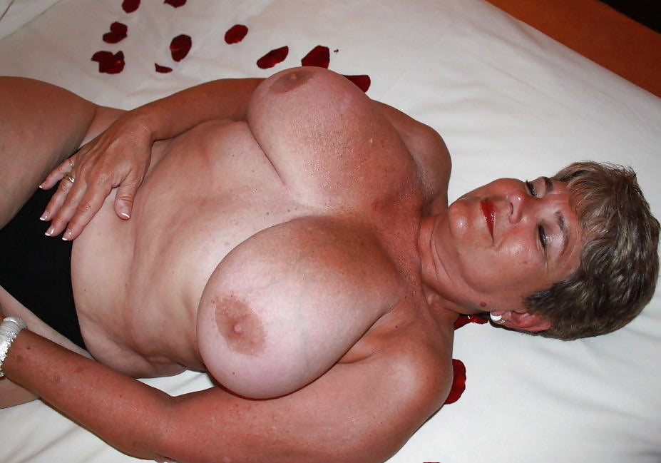 Videos of grannys with big tits — pic 11
