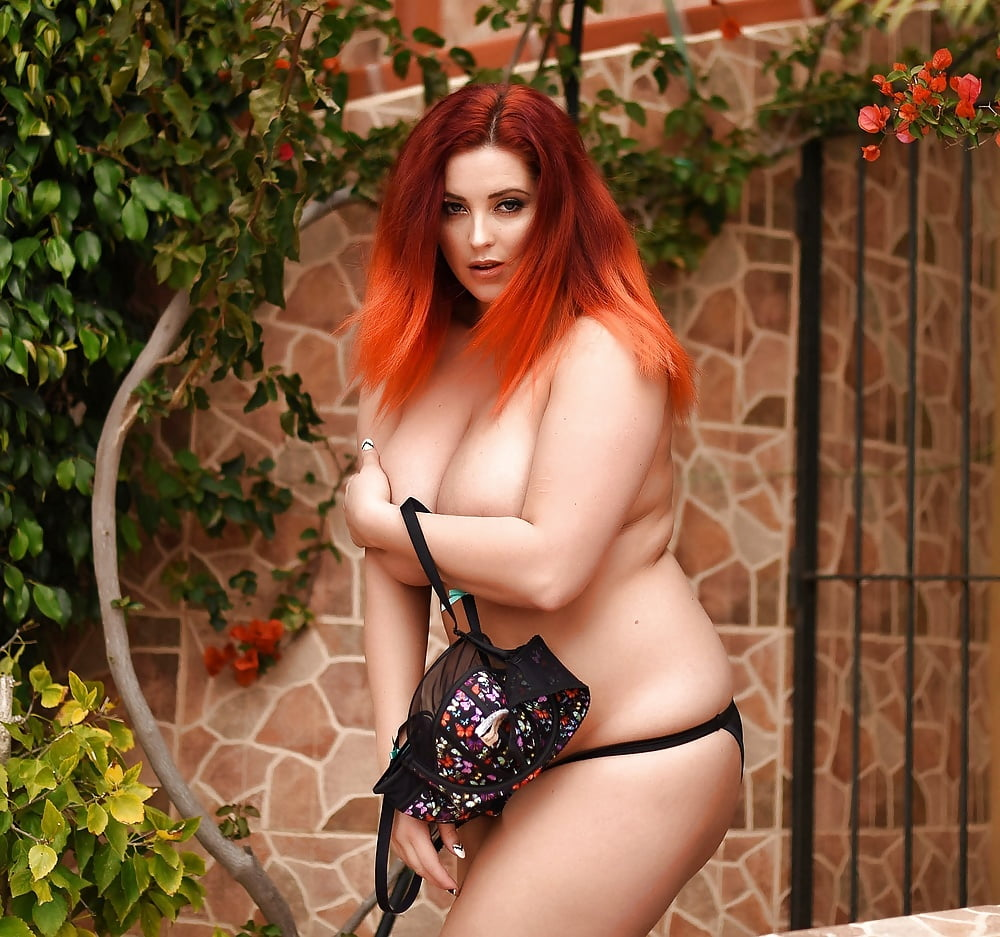 Bbw red hair belgium
