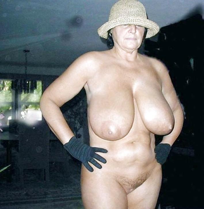 голые старушки иже большими сиськами - 4