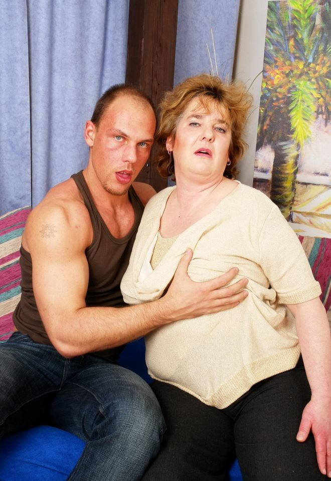 Older women with large clits