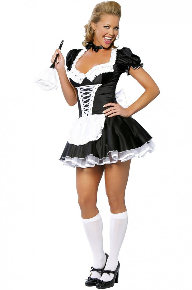 Plus size role play costumes