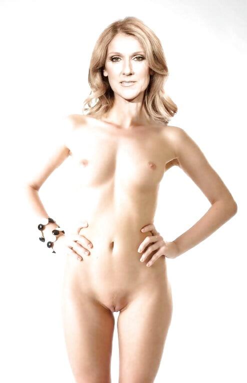 Celine dion wet naked pussy