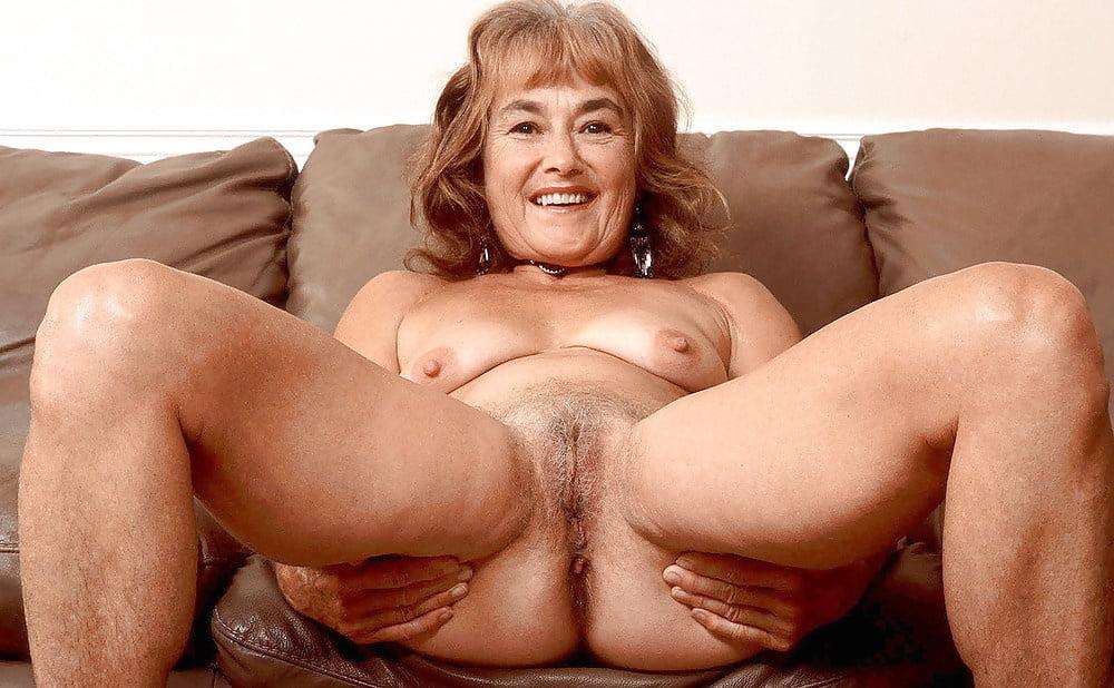 Old grandma nude pics