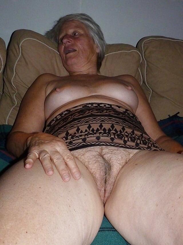 Filthy Grandma Getting Fucked Nasty