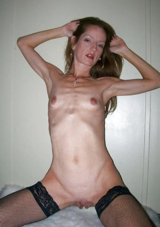 Flatchested milf homemade yellow