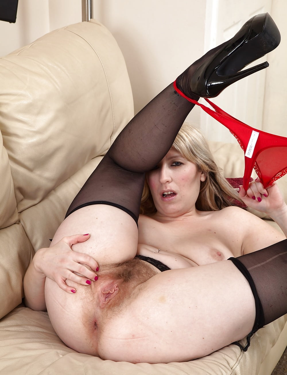 Mature hairy blonde nudes-9505