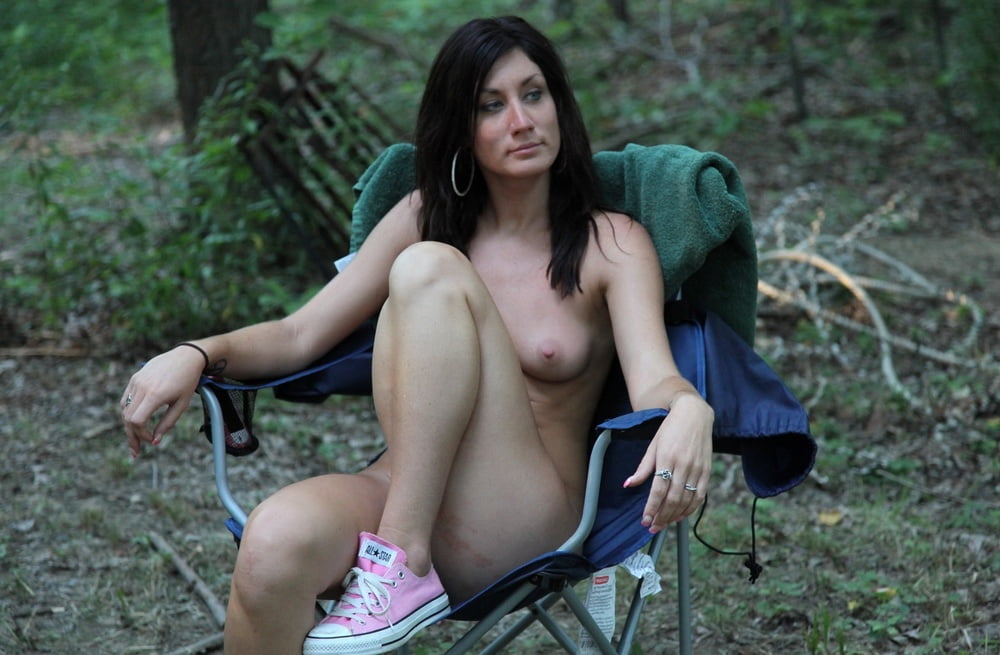 Attractive pretty and sexy girl outdoor shoot