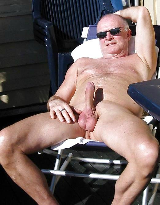 Older Men Naked