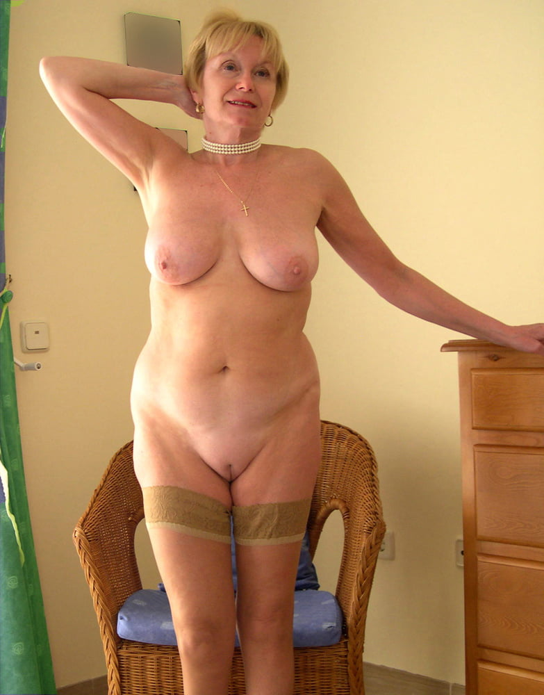 Mature woman can be another