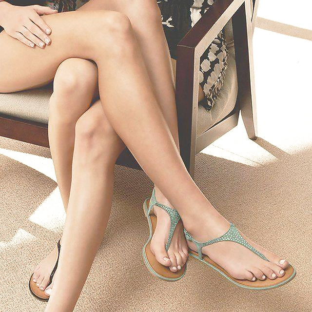 How To Get Sexy Legs And Feet
