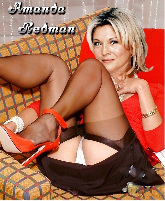 Nude pictures of amanda redman