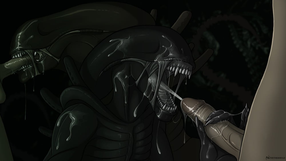 Cubs xenomorph porn videos bear naked