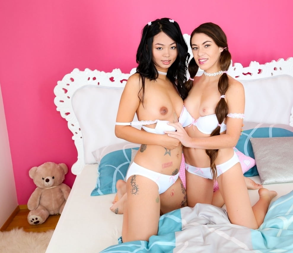 Asian Jureka Del Mar Lesbian 2