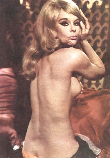 Elke Sommer The House Of Exorcism The House Of Exorcism Beautiful Celebrity Sexy Nude Scene
