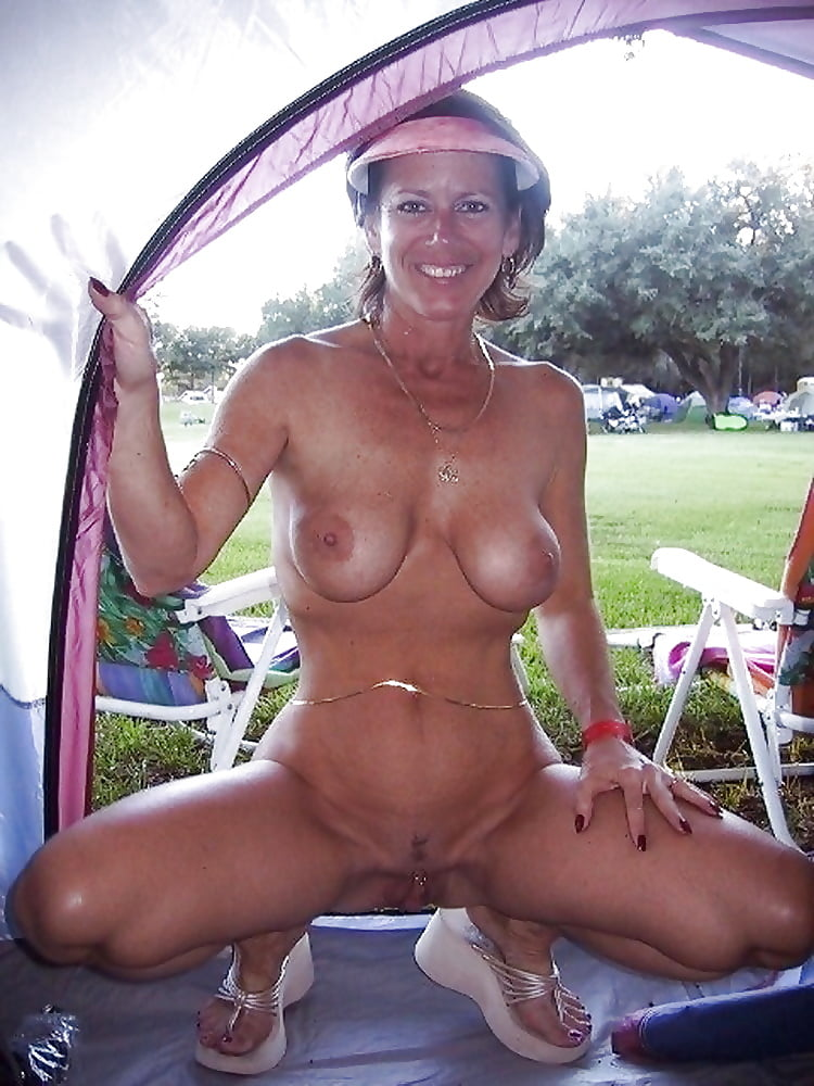 Nude Beach Camping