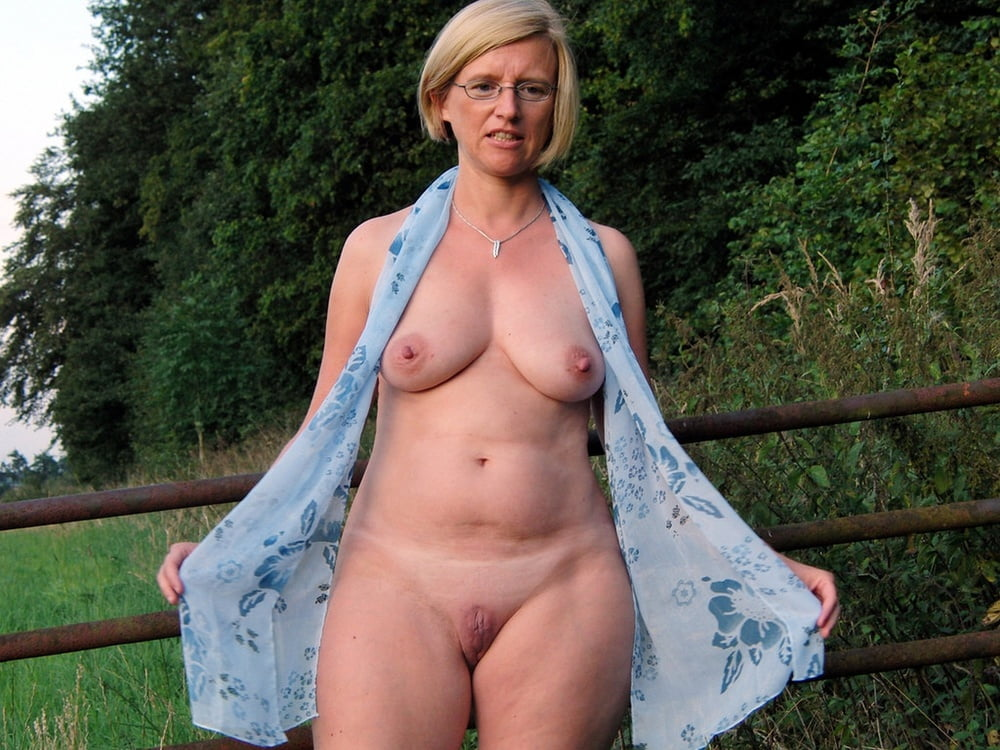 Nude old russian