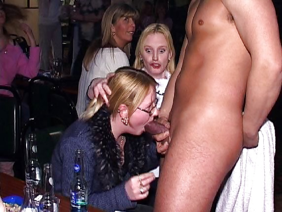 Free hen party blowjobs