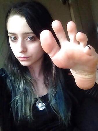 teen selfi