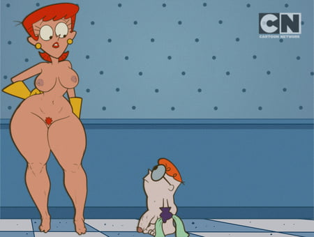 dexters laboratory mom naked gifs
