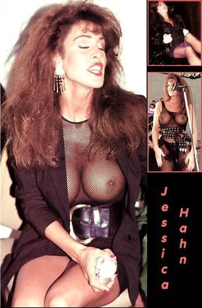 Jessica nackt Hahn Jessica Hahn