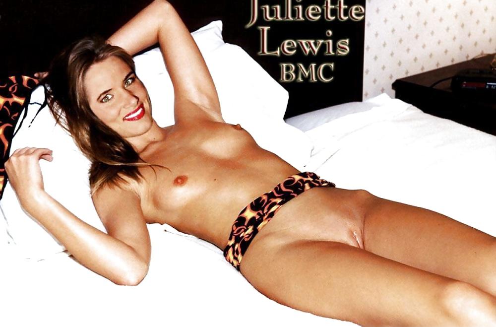 Juliette lewis tits