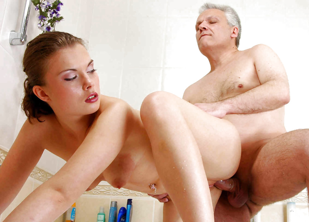 Old man young women porn — 13
