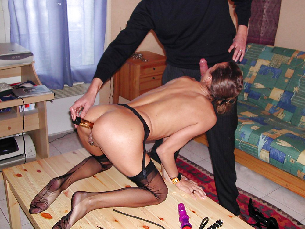 Submissive anal housewives