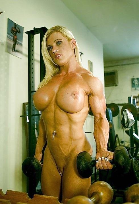 Melissa Dettwiller Muscle