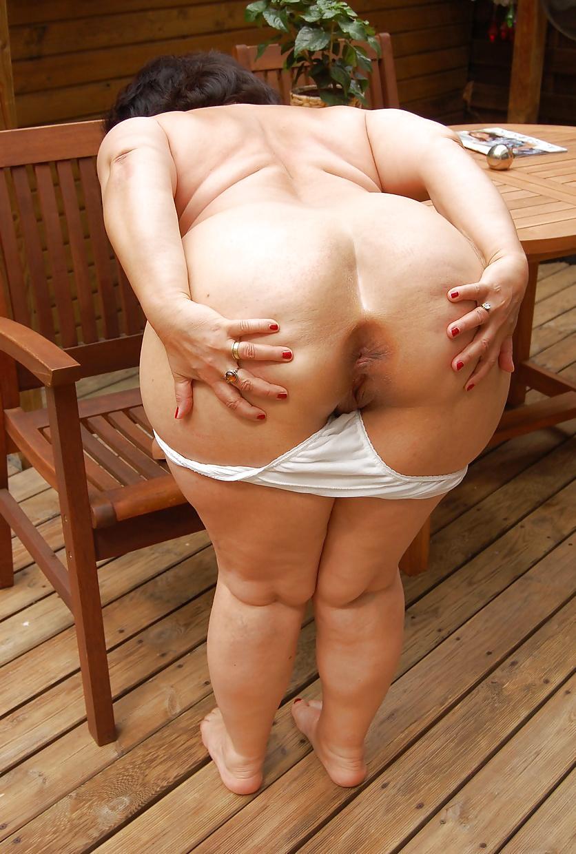 есть темная фото старых женщин раком голой попой меня было сил