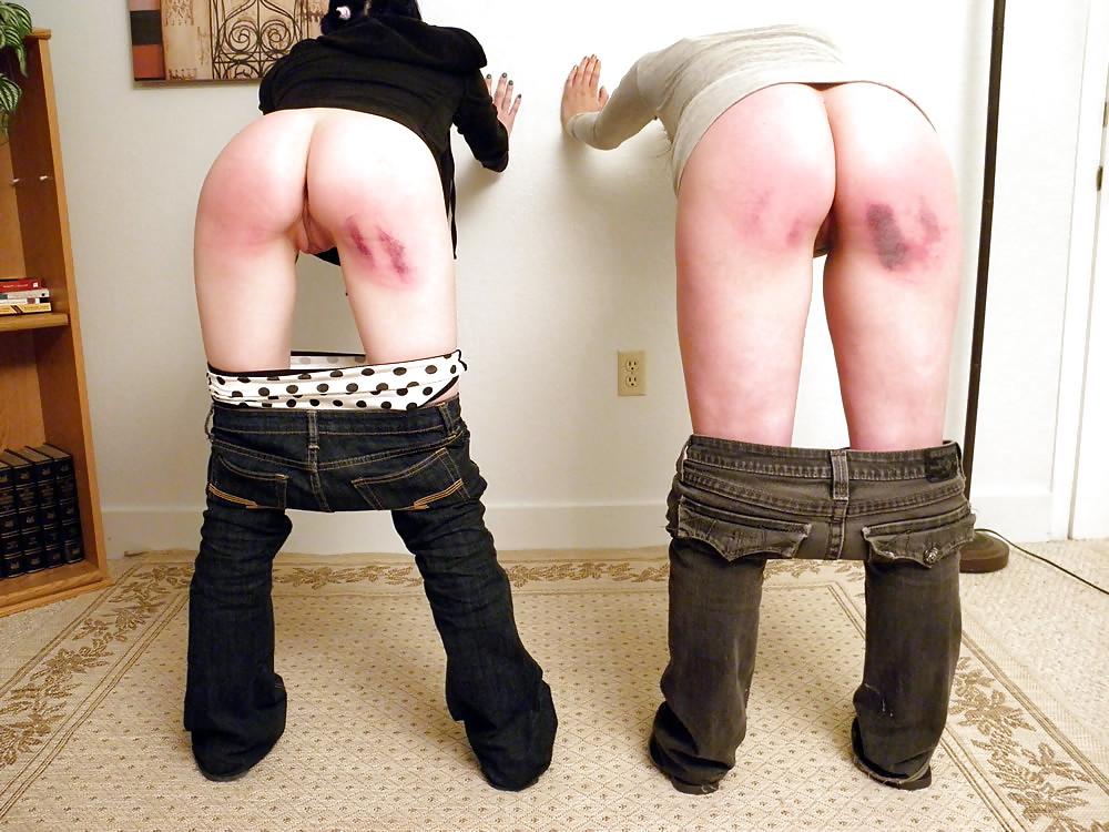 Bree spank porther bum — photo 12