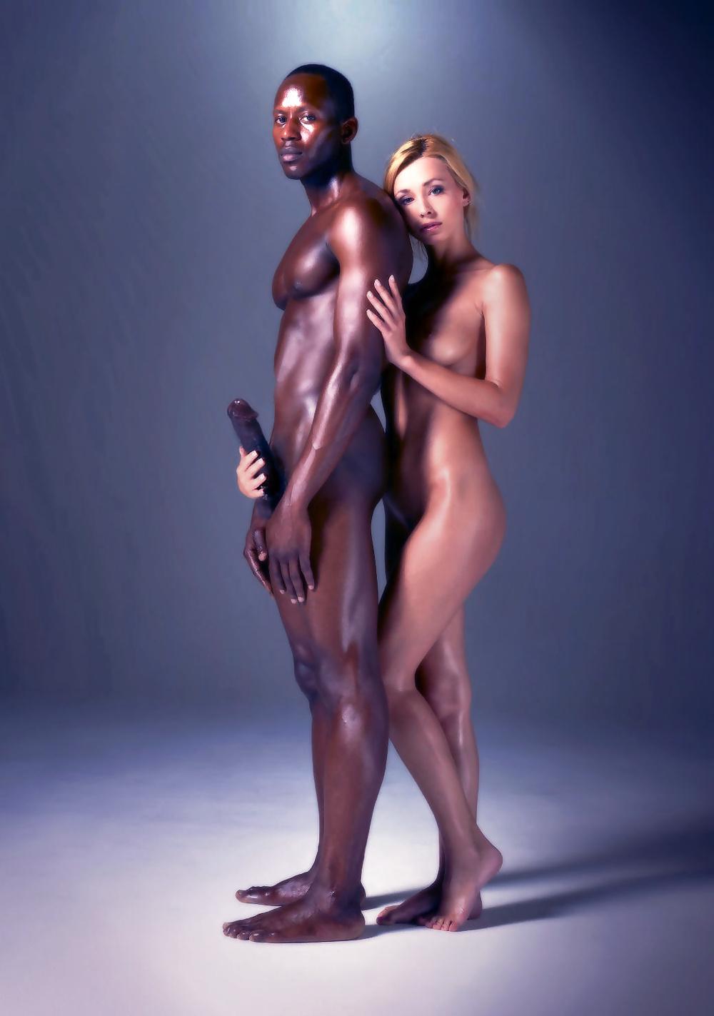 black-couple-posing-naked