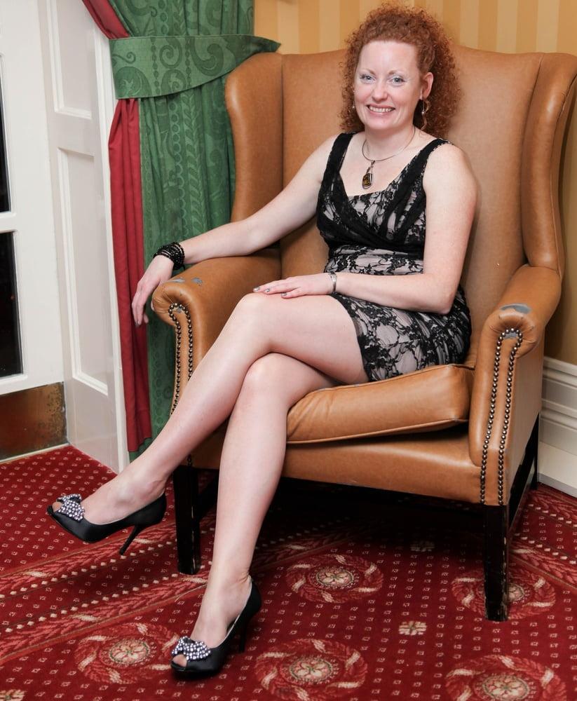 Formal Pantyhose - Mature British Cunts - 27 Pics