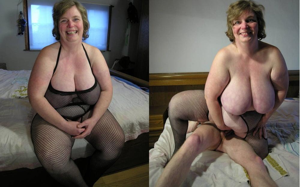 Big tits huge mature juggs