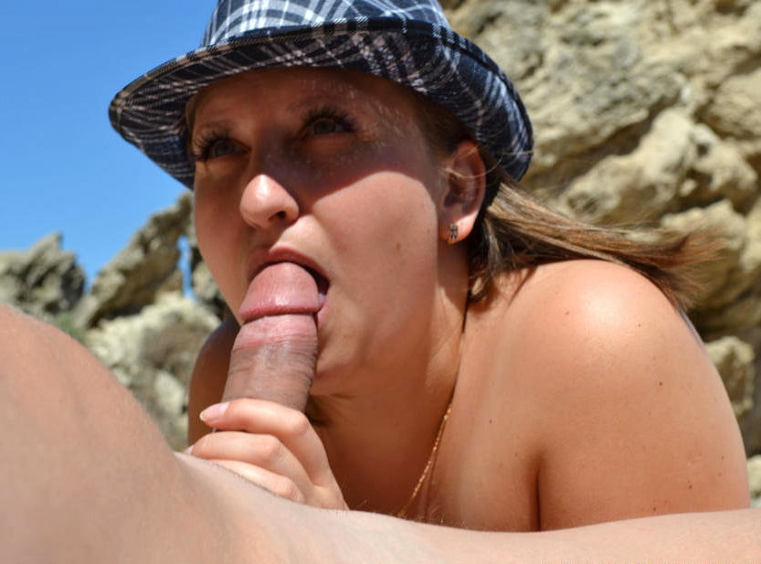 Dick and ball sucking wife