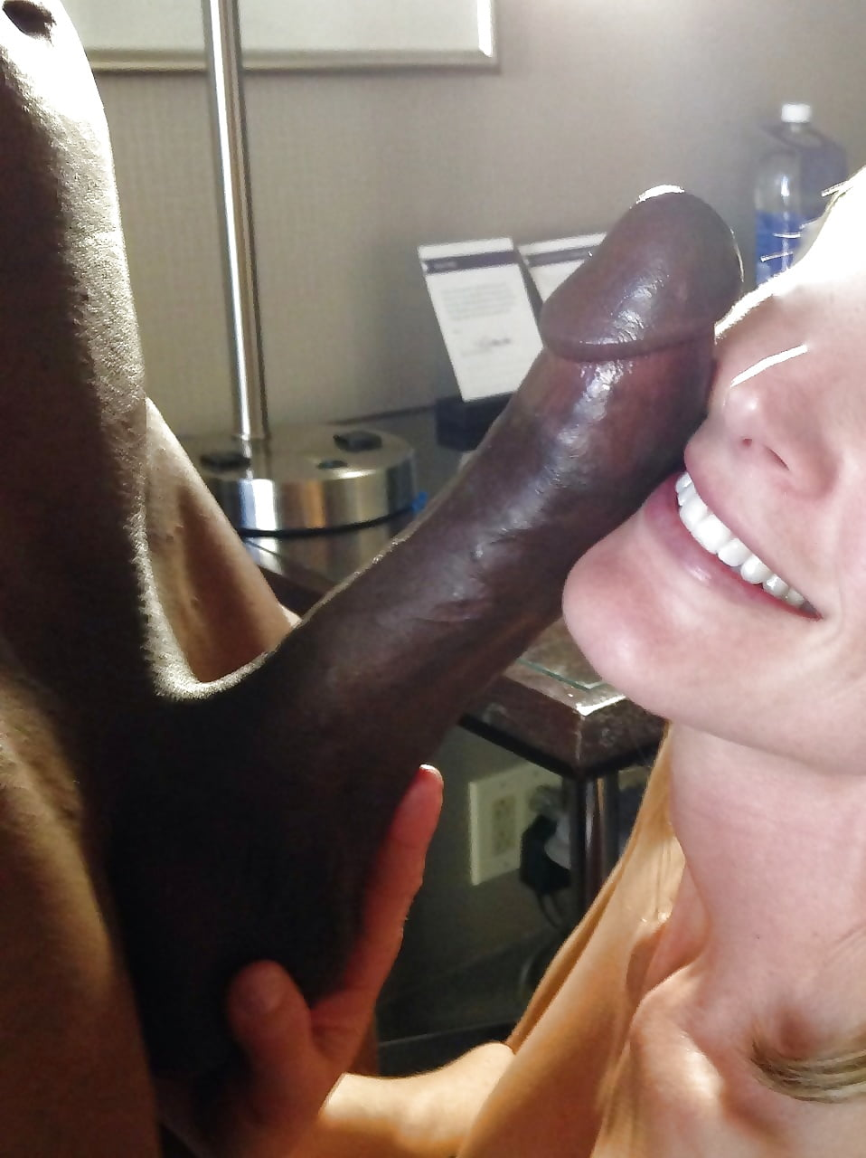 Kiara lord fucks and sucks big black cock in pov