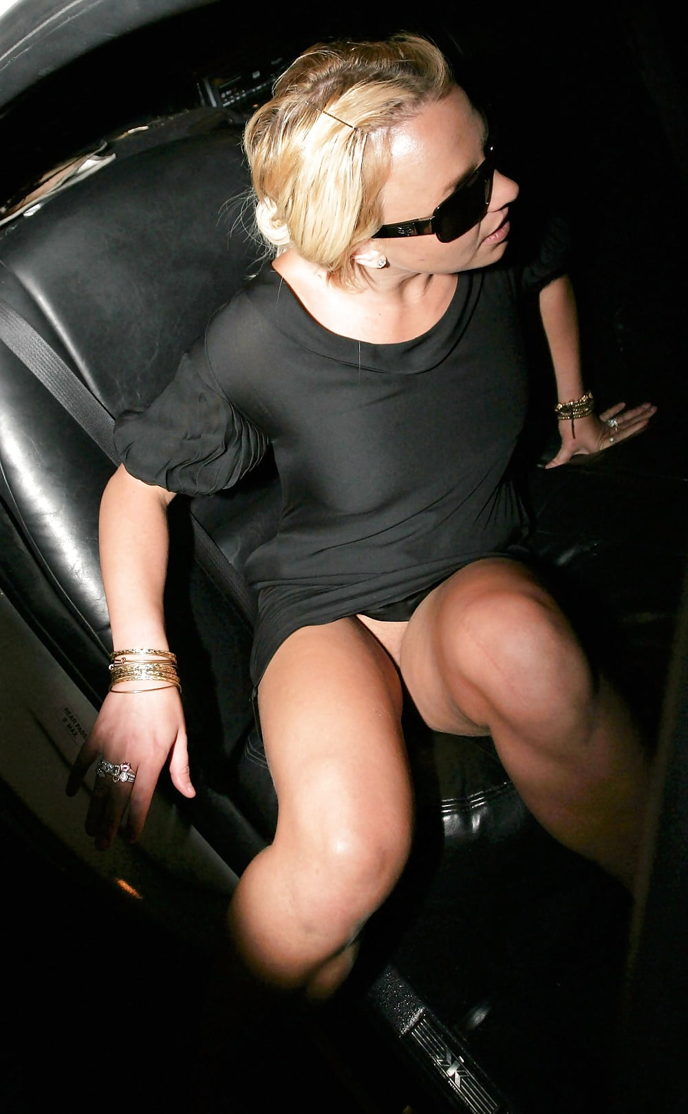 Britney Spears Famous Upskirt Pussy Pictures