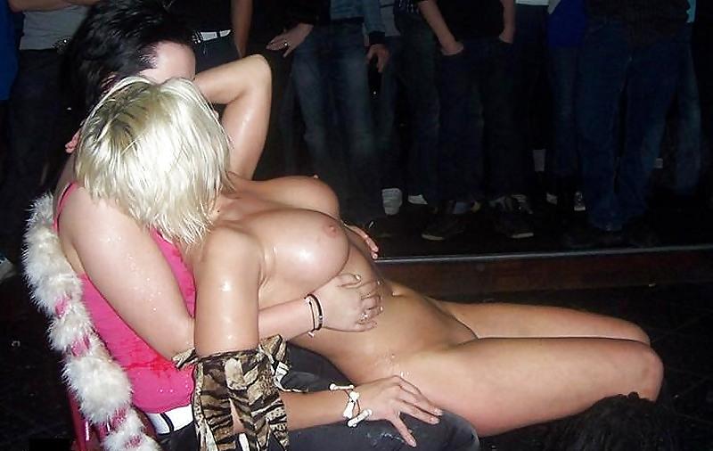Lesbians Lapdance