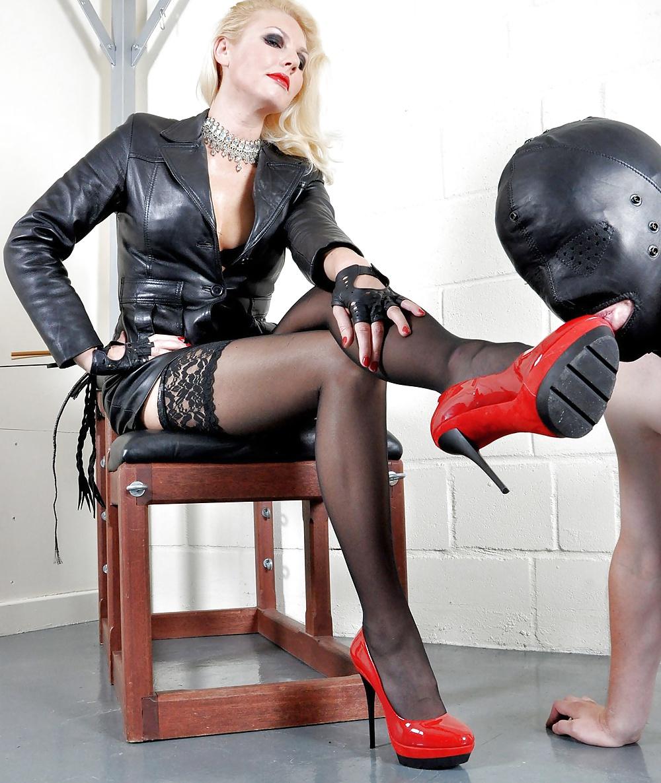 Sexy slutload pantyhose dominatrix fetishes