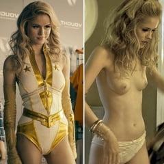 Erin Moriarty Nude