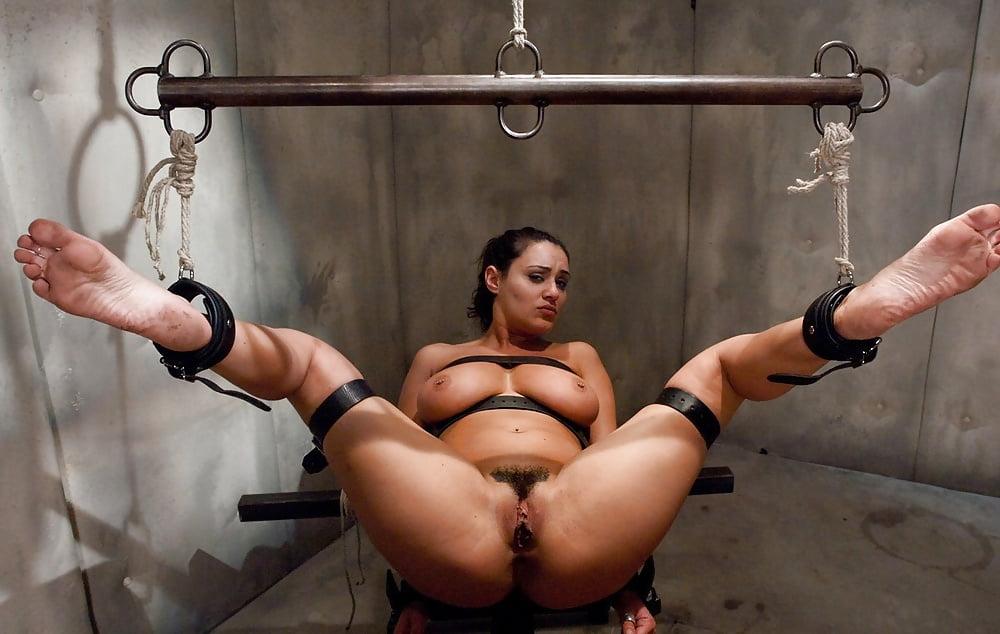 Bondage torture fetishes
