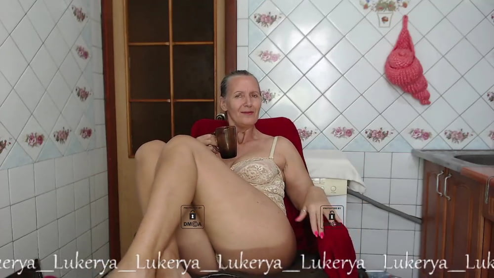 Sexy Lukerya in closed lace lingerie - 115 Pics