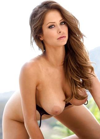 Low slung tits