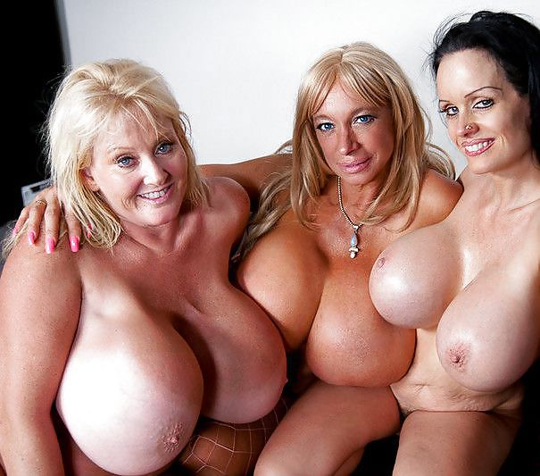 Women With Big Tits Party