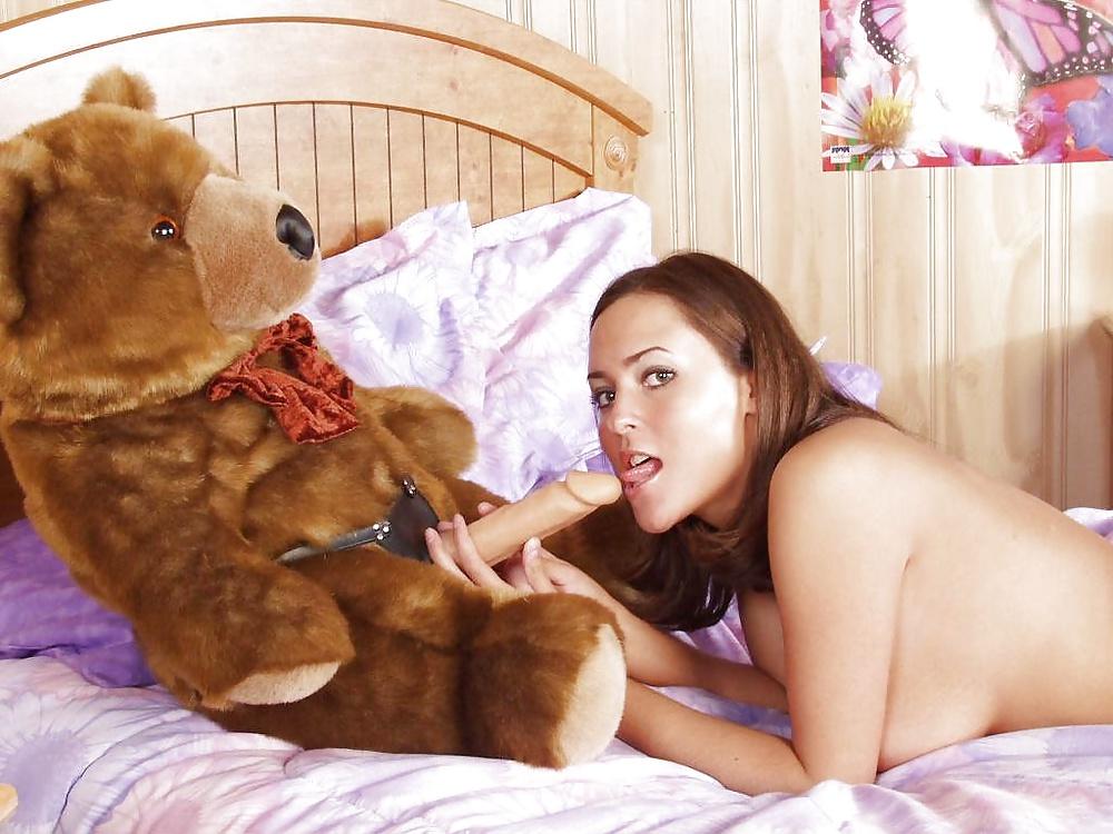 Teen Fucking Teddy Bear