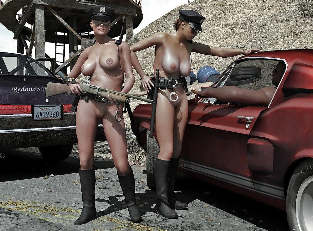 Militia nude galleries
