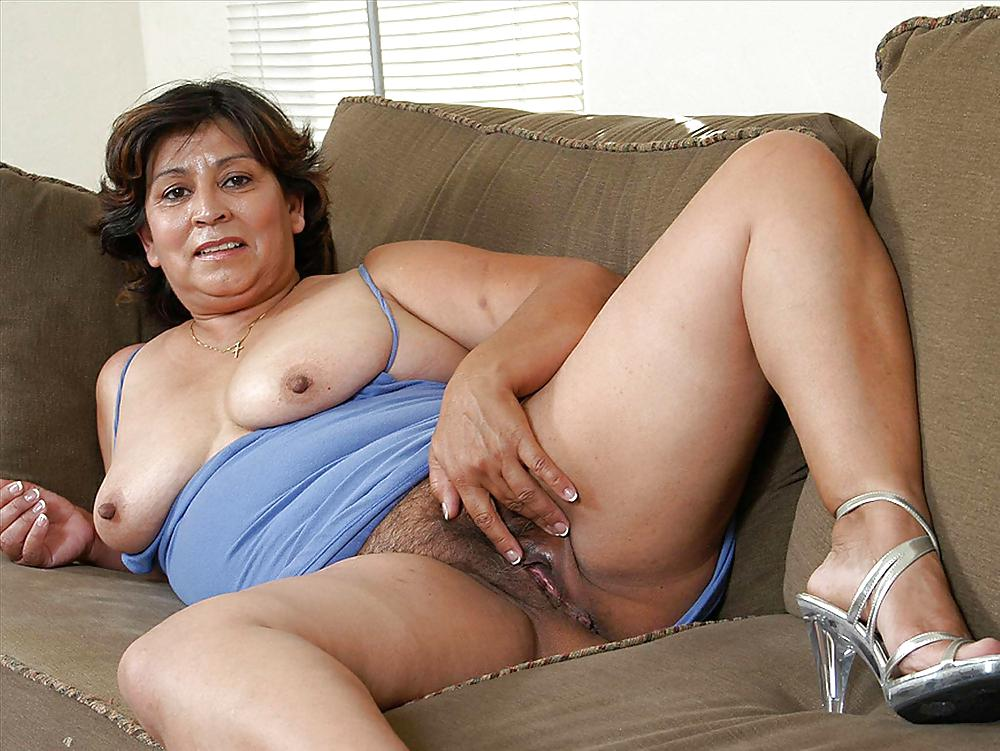 Hole older mexican women pussy porn