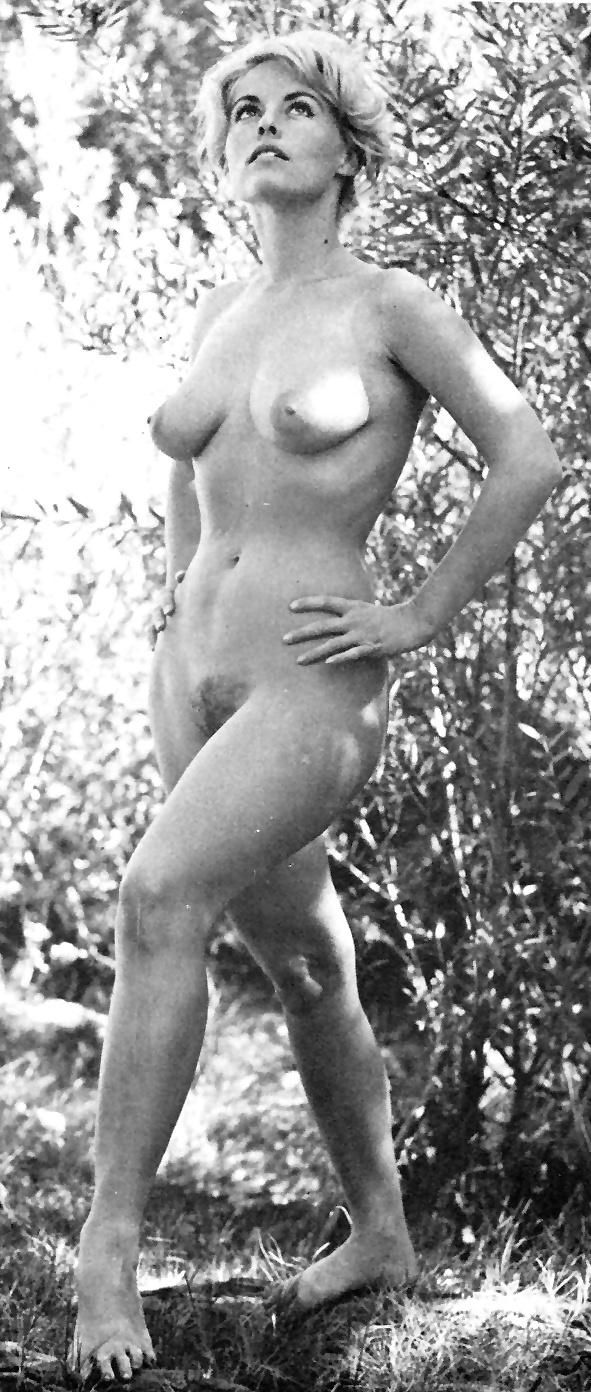 Diane Cilento Nude