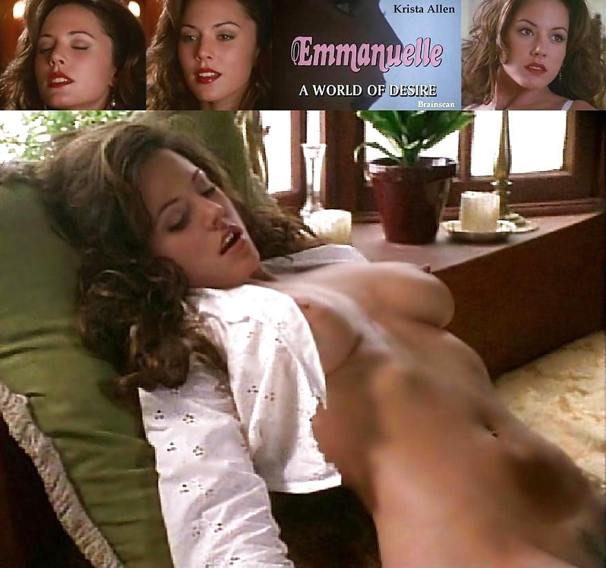 Allen Clip Krista Nude Photo