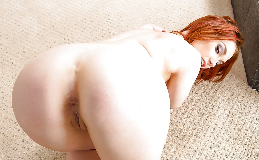 Red hair naked girl porn butt
